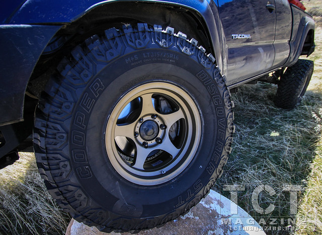 Cooper Tire Review Toyota Tacoma