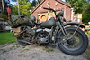 Harley-Davidson 1943 WLC ready for Operation Market Garden 2014