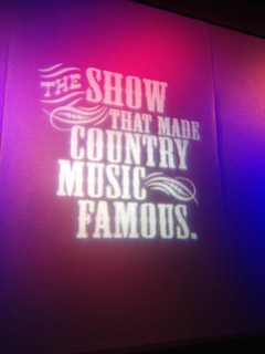 Grand Ole Opry Show That Made Country Music Famous