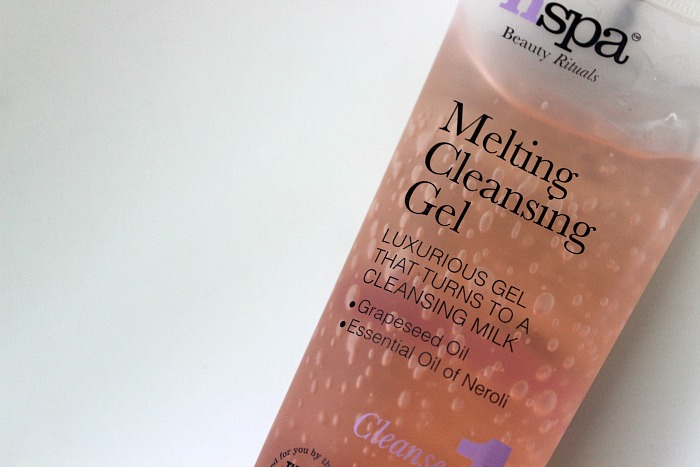 NSPA Melting Cleansing Gel Review1
