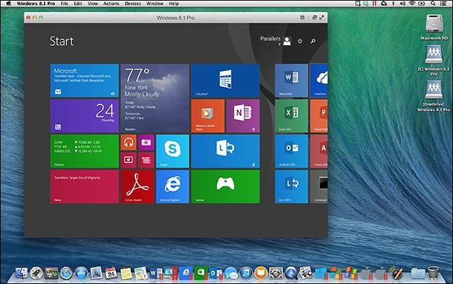 Parallels Desktop 10 for Mac