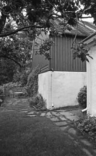 Ranheim Nedre - Hage, låve og melkebu (1982)