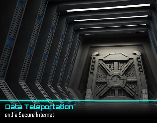 Data Teleportation