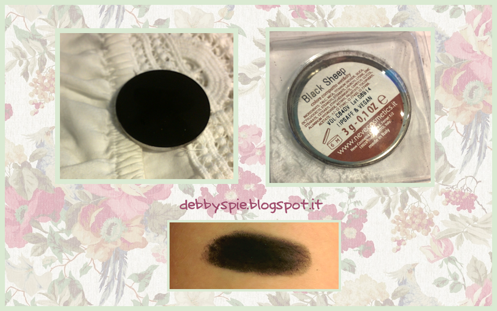 neve cosmetics black sheep