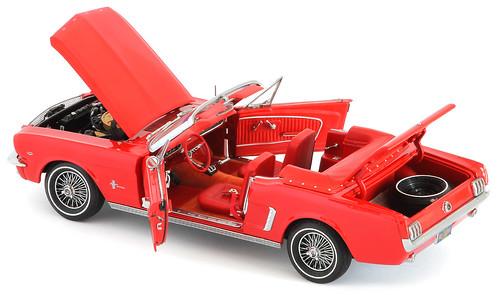 Mustang-aperta
