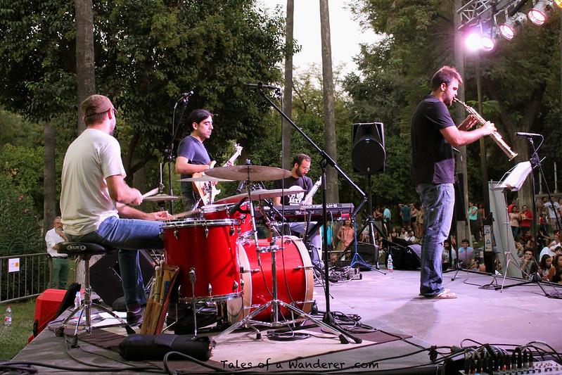 SEVILLA - Parque de María Luisa - (2º Jazz in Green - Actual Proof)