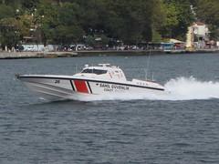 vehicle, skiff, boating, motorboat, patrol boat, watercraft, boat,