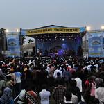Amani Festival 2014 - à la tombée du jour