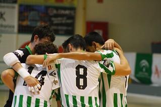 El Real Betis FSN comenzará la liga el día 27 frente al Victoria Kent FS