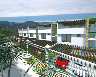 ecuador beach view condos