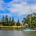 Petaluma River Pano Landscapes by Dunby PICS