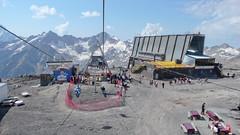 Stacja Mir (górna stacja kolei linowej), Elbrus
