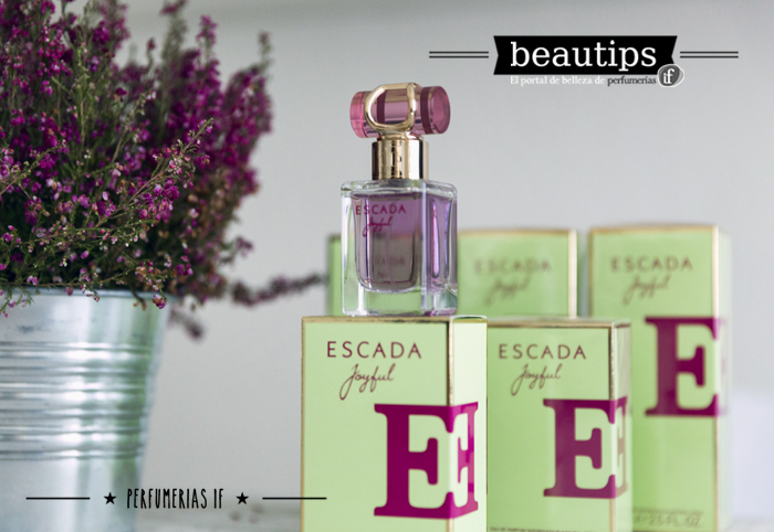 beautips barbara crespo concurso giveaway escada joyful beautips.com fashion blogger blog de moda