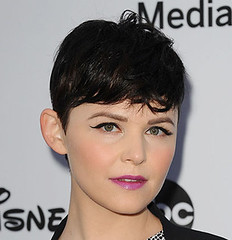 Ginnifer Goodwin bowl haircut