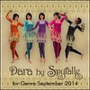 Spyralle Dara for Genre September 2014