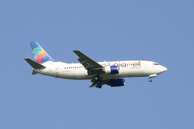 LY-FLH A320
