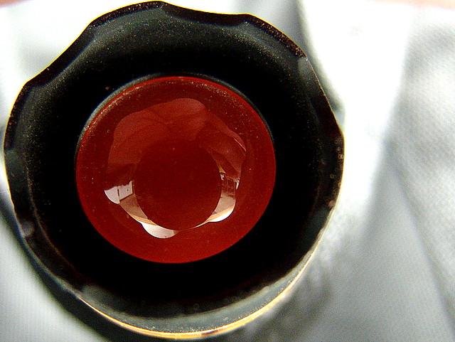 Mysterious eye, Sony DSC-F828