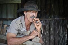 The Viñales Tobacco Man