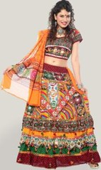 Trendy and Stylish Traditional outfits for Navratri Festival
