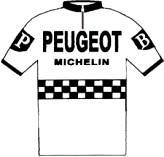 Peugeot - Giro d'Italia 1967