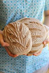 100% Spelt Sourdough Bread