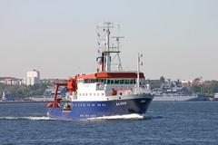 Forschungsschiff - research vessel