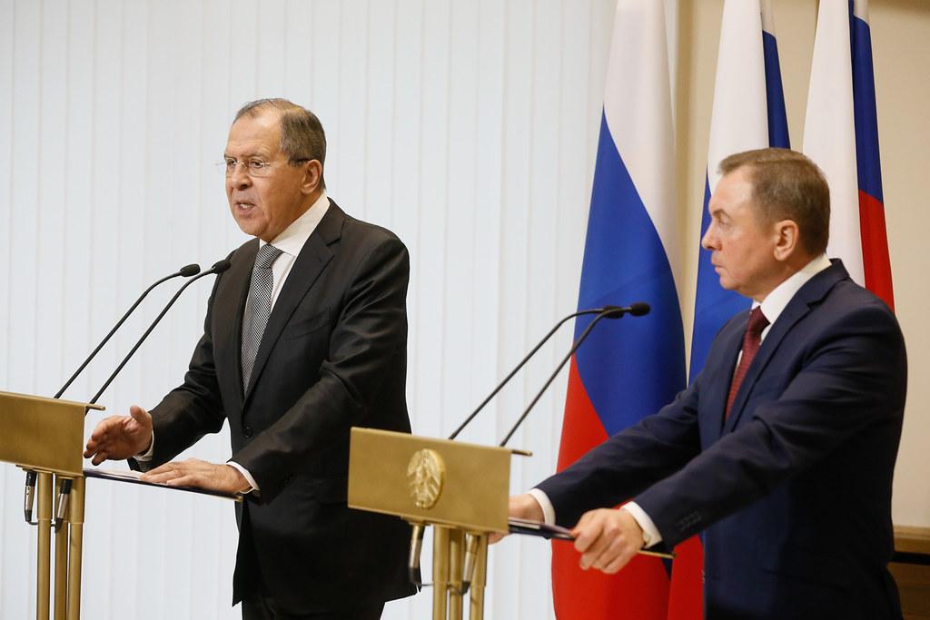 Thumbnail for Sergey Lavrov visit to Belarus   Визит С.Лаврова в Ресупблику Беларусь