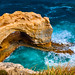 The Arch, Great Ocean Road, Australia by Travellers Travel Photobook