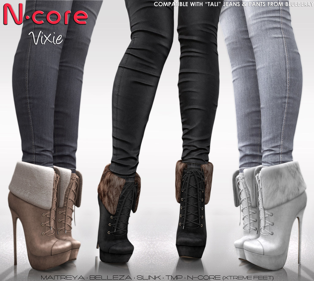 N-core VIXIE Coming Soon! (@ Winter Trend Dec 9th)