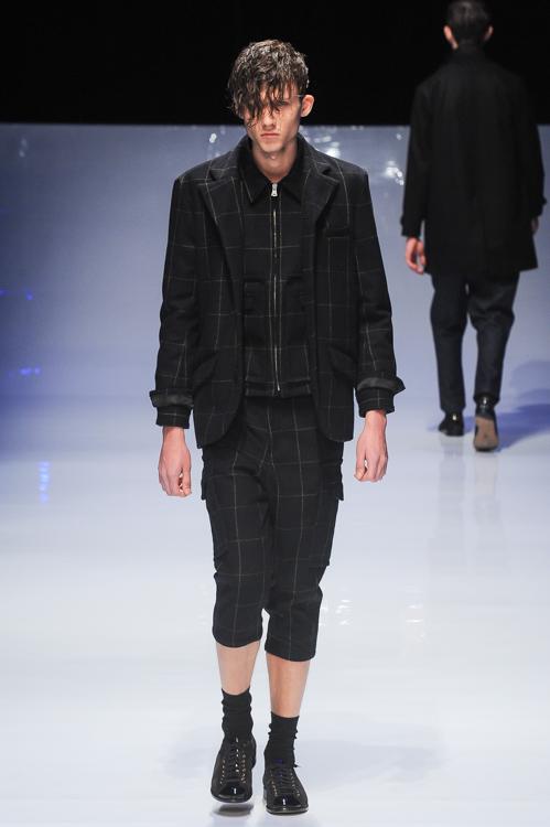 FW14 Tokyo KIDILL006_Andrey Machekhin(Fashion Press)