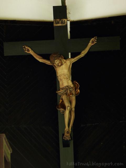 Mount Singai CMPC Jesus Idol