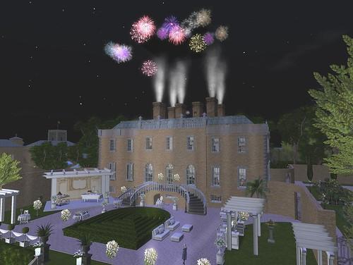 Fireworks at Dun1