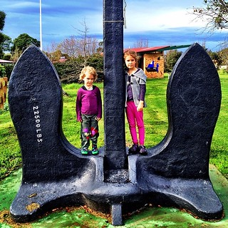 365/147 • anchored • #2014_ig_147 #3yo #6yo #portwelshpool #thesmallsandme