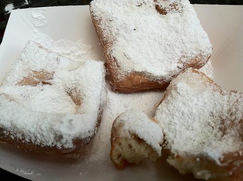breakfast beignets