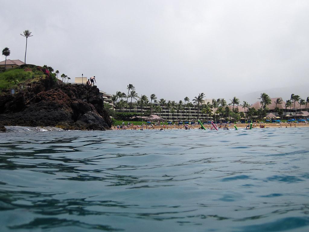 Black Rock - at Kaanapali Beach, Maui