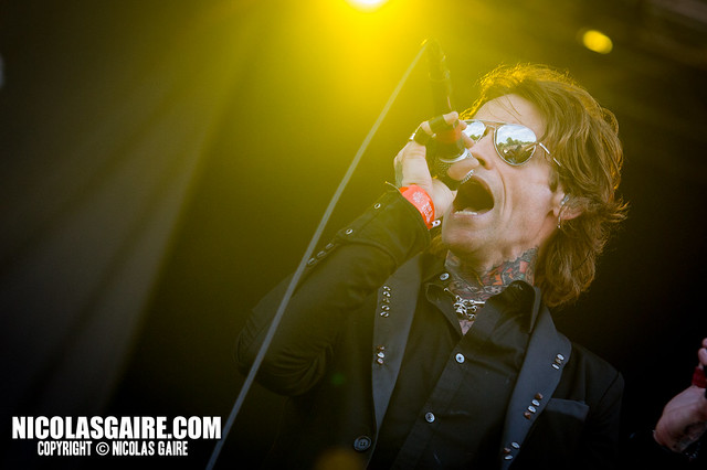 Buckcherry @ Hellfest , Clisson | 21.06.2014