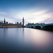 Houses of Parliament (Palace of Westminster) and Westminster Bridge, London