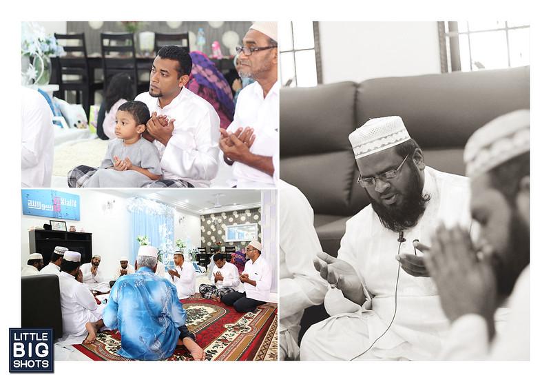 Majlis Aqiqah & Kesyukuran Muhammad Shahmi Affan