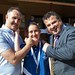 Jenna Carty gold medalalist for basketball in the Special Olympics
