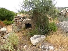 1ère maison de Ghjuncaghjola : le four à pain