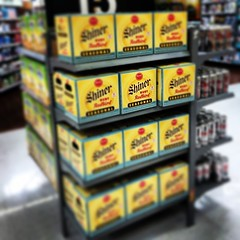 Holy shmoley! They have Ruby Redbird in upstate New York! Let's go, Shiner :)