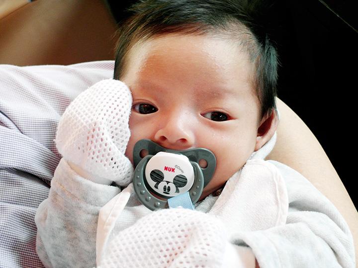 baby Zayer 4