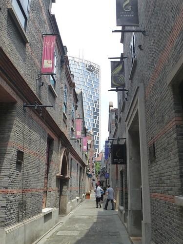 Shanghai-Concession francaise-Xintiandi (2)