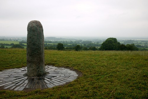 The Lia Fál at Tara; early Irish rites of kingship reflected marriage rites