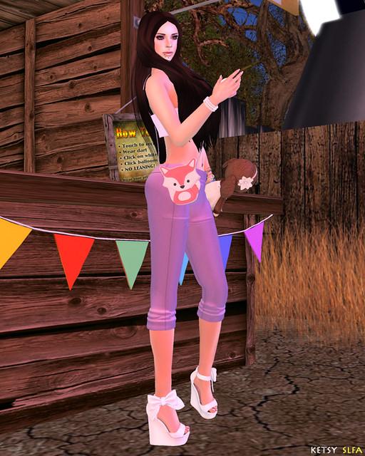 Hair Fair - Big Win At The Fair (New Post @ Second Life Fashion Addict)