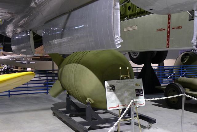 Mark 6 Nuclear Bomb & B-29B
