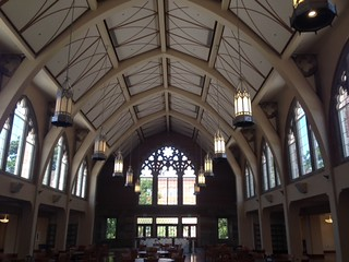 The Dining Hall at Agnes Scott College