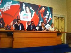 Conferenza stampa di presentazione di AmministriAMOl'Italia
