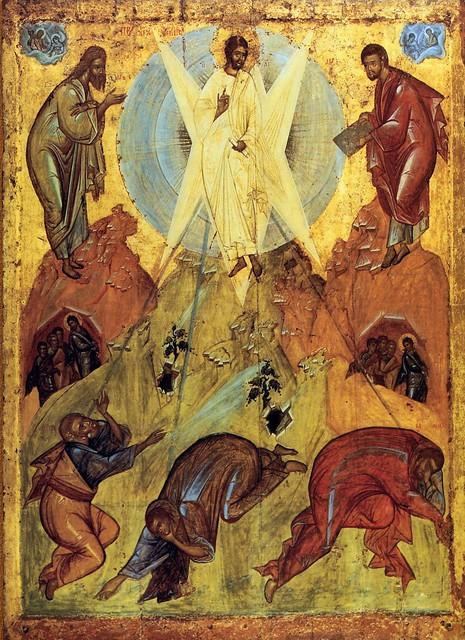 Transfigurarea Domnului