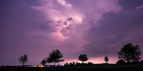 Weerlicht / thunder lights